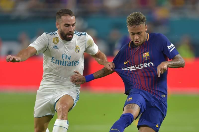 Người Real xác nhận Neymar vẫn mơ về Bernabeu - Bóng Đá