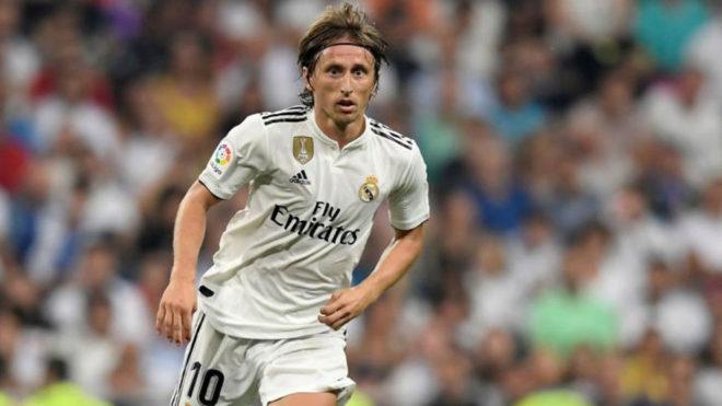 Modric nổi loạn tại Real, Inter vào cuộc - Bóng Đá