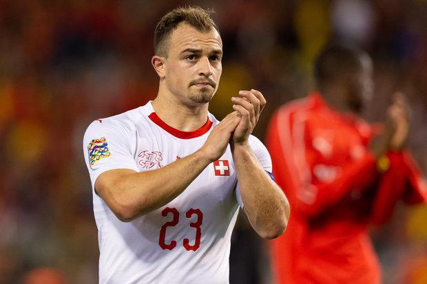 Shaqiri chấp nhận cam chịu kiếp dự bị tại Liverpool - Bóng Đá
