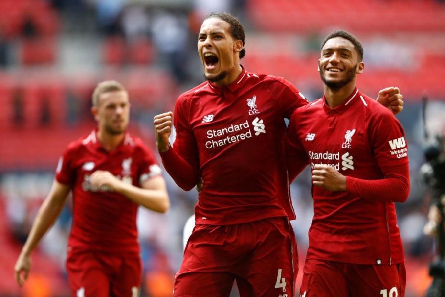 Ở Liverpool thực tế có tới 2 Van Dijk - Bóng Đá