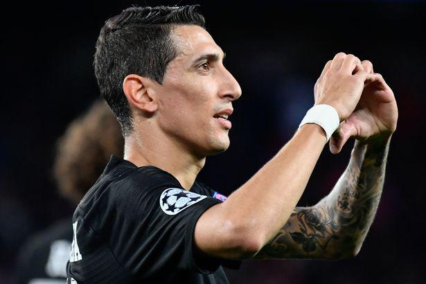 Không chỉ Depay, Man Utd cũng có thể đón Di Maria trở lại - Bóng Đá