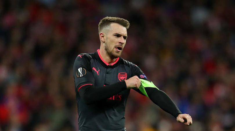 'Muốn giữ Ramsey, trao băng đội trưởng đi Arsenal' - Bóng Đá