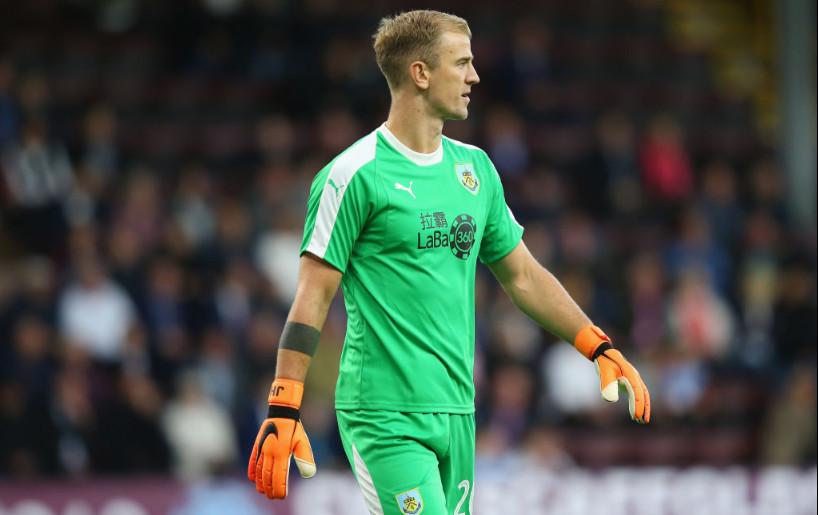 Guardiola thừa nhận sai khi đẩy Hart khỏi Man City - Bóng Đá