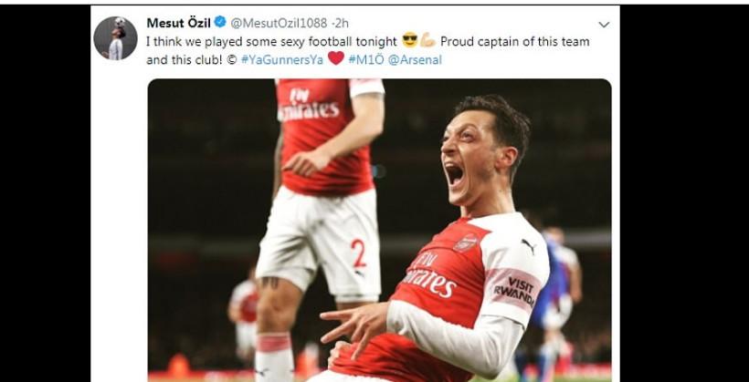 Lập siêu phẩm kiến tạo, phá kỷ lục, Ozil nói gì? - Bóng Đá