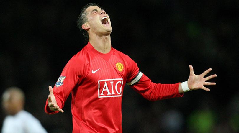 Ronaldo và hành trình 6 năm đi vào lịch sử Man Utd - Bóng Đá