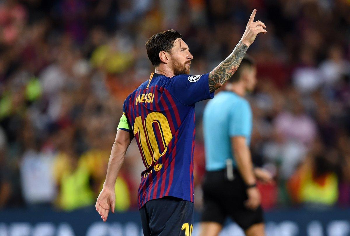 Thống kê: Barcelona không phụ thuộc vào Messi - Bóng Đá