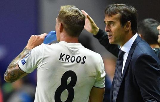 Toni Kroos gửi thông điệp bất ngờ sau sự ra đi của Lopetegui - Bóng Đá