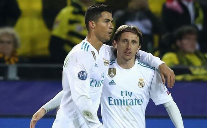 Sốc: Modric tính đường hội ngộ cùng Ronaldo tại Juventus - Bóng Đá