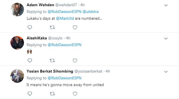 CĐV Man Utd hả hê khi Lukaku bỏ tập  - Bóng Đá