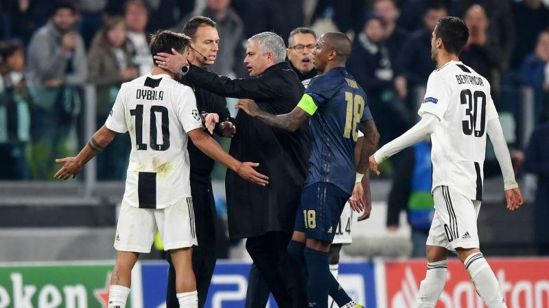 Mourinho được ví như sư tử khi khiêu khích Juventus - Bóng Đá