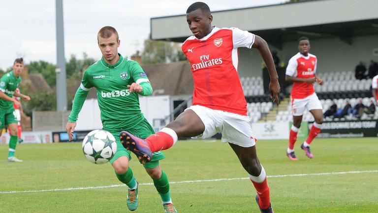 Eddie Nketiah: Cánh chim lạ sắp ra mắt Arsenal là ai? - Bóng Đá
