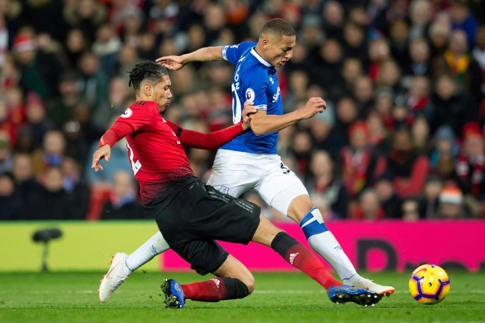 Everton nhắm hàng thải của Man Utd với giá 0 đồng - Bóng Đá