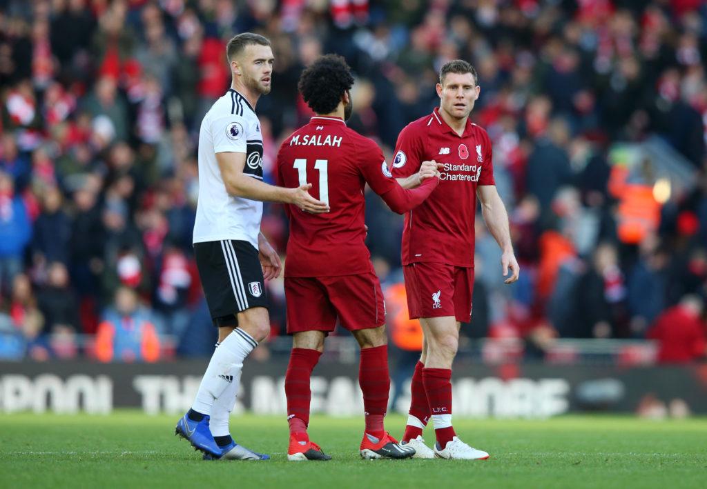 Thầy khuyên Salah nên sớm rời bỏ Liverpool - Bóng Đá