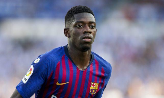Arsenal muốn chơi lớn mang Dembele về làm bạn với Aubameyang - Bóng Đá