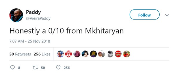 Mkhitaryan - Sanchez: Vụ trao đổi thảm họa của năm - Bóng Đá