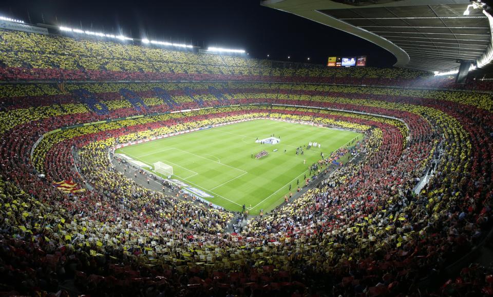 Nóng: Barcelona bán tên sân Nou Camp - Bóng Đá