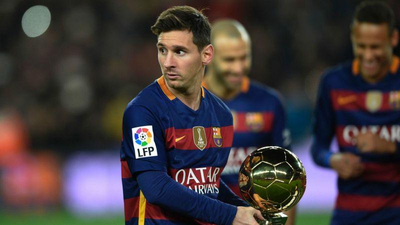 Bạn có nhớ lần cuối Messi không lọt vào top 3 QBV là khi nào? - Bóng Đá