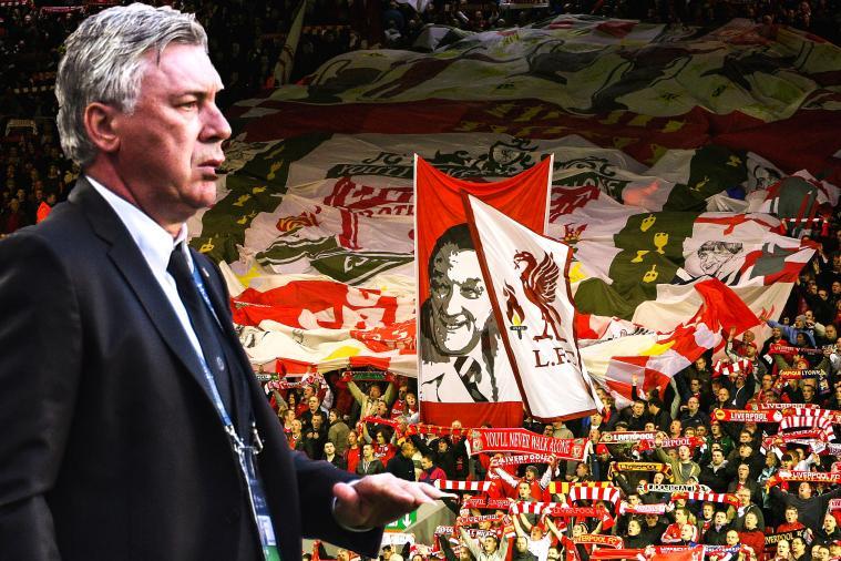 Góc Liverpool: Ancelotti đơn giản là khắc tinh - Bóng Đá