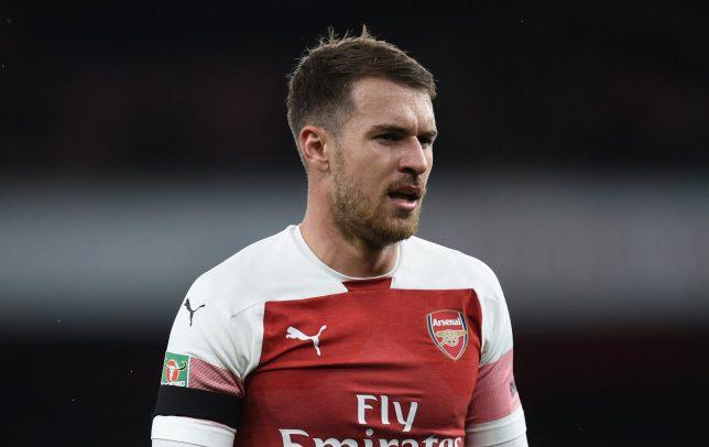 Juventus đề nghị mức lương siêu khủng để lôi kéo Ramsey - Bóng Đá