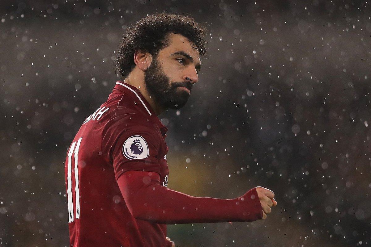 Salah giờ đây có khác gì Messi - Bóng Đá