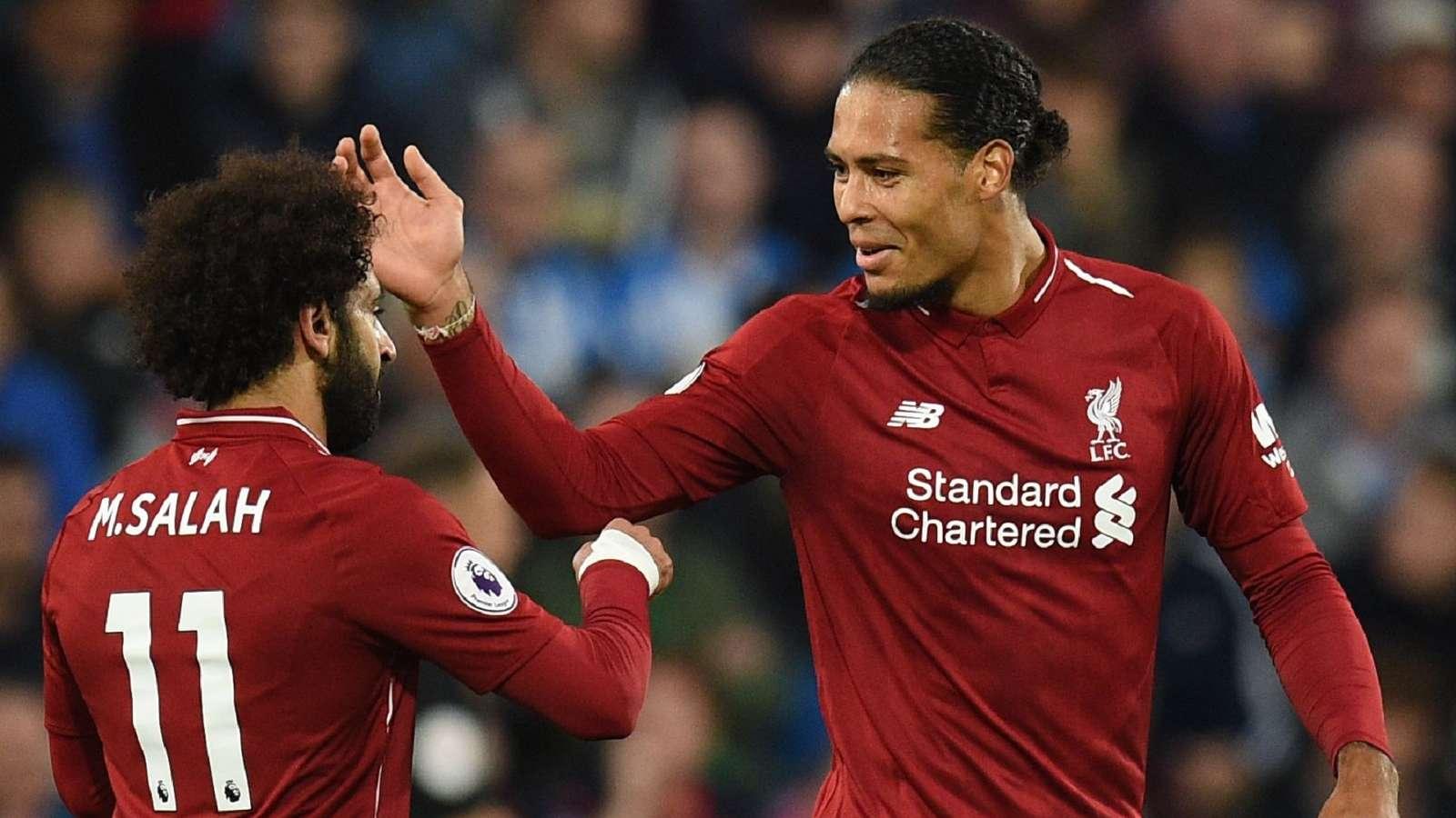 'Van Dijk và Salah mà chấn thương thì Liverpool tiêu' - Bóng Đá