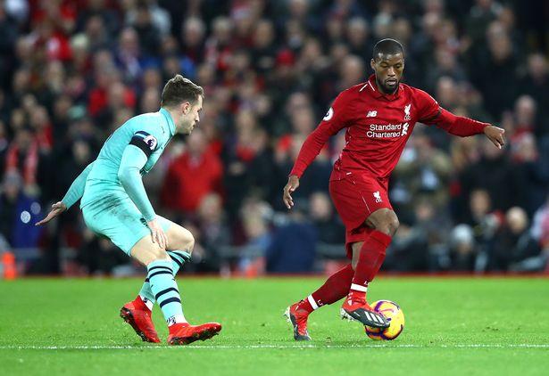 Với Klopp, đây mới là chìa khóa quan trọng nơi hàng tiền vệ Liverpool - Bóng Đá