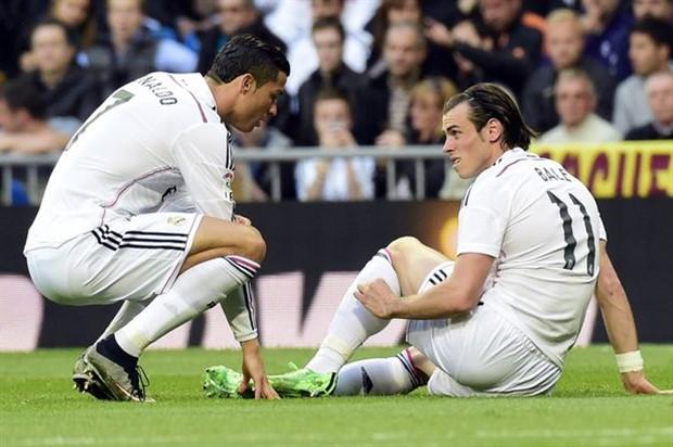 10 lần chấn thương gần nhất của bệnh binh Gareth Bale - Bóng Đá