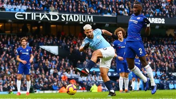 Sergio Aguero đã làm được gì sau màn hủy diệt trước Chelsea - Bóng Đá