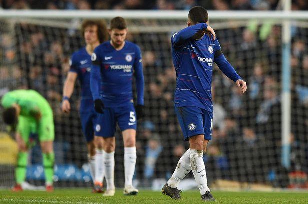 'Hazard, Willian, Luiz mới là những kẻ gây ra vấn đề ở Chelsea' - Bóng Đá