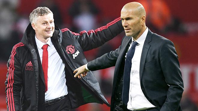 'Zidane đã chỉ cho Solskjear cách vô địch Champions League' - Bóng Đá