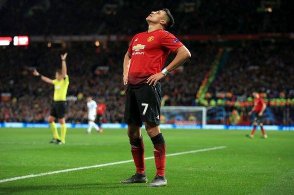 Man Utd đã ngán Sanchez đến tận cổ - Bóng Đá