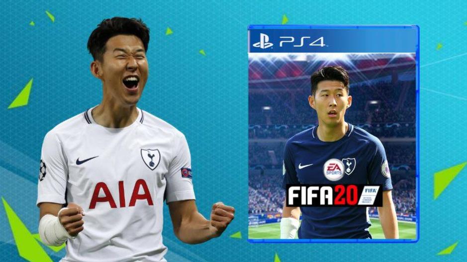 'Oppa' Son Heung-min bất ngờ dẫn đầu lượt bầu chọn của FIFA 20 - Bóng Đá