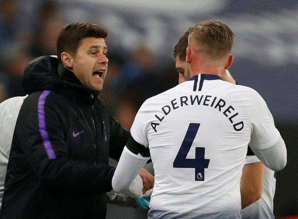 Tin vui cho Man Utd, Tottenham mở cửa cho Alderweireld ra đi - Bóng Đá