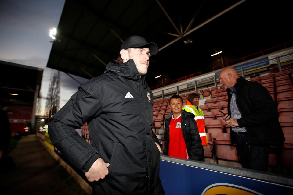 Lý do Giggs không cho Bale 'chào sân' Old Trafford - Bóng Đá