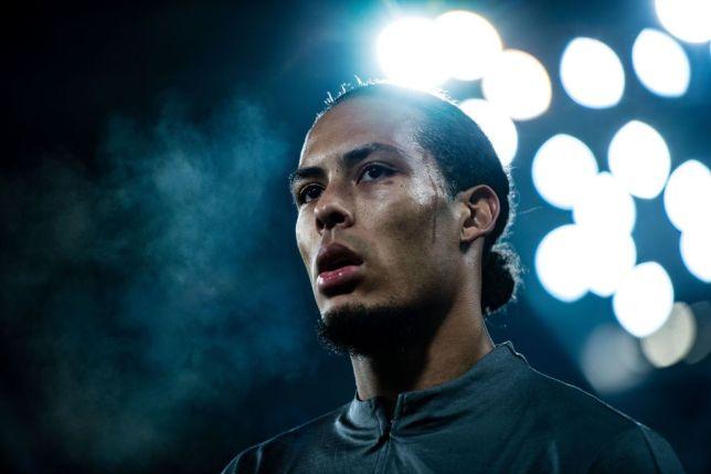 Sốc: Van Dijk chính là điểm yếu của Liverpool - Bóng Đá
