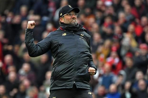Klopp đặt mục tiêu 97 điểm cho Liverpool - Bóng Đá