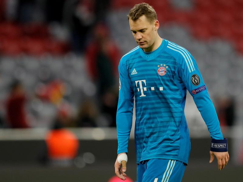 Nóng: Neuer họp báo bất thường, nước Đức hoang mang - Bóng Đá
