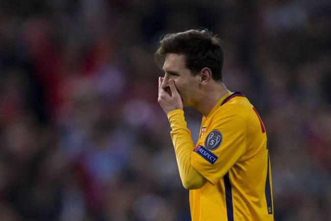 Góc Man Utd: Hãy nhớ, Messi cũng biết sợ - Bóng Đá
