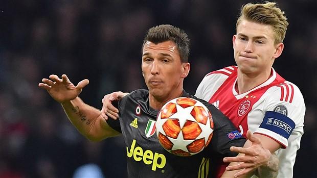 Ajax đã không còn ngán nước Ý - Bóng Đá