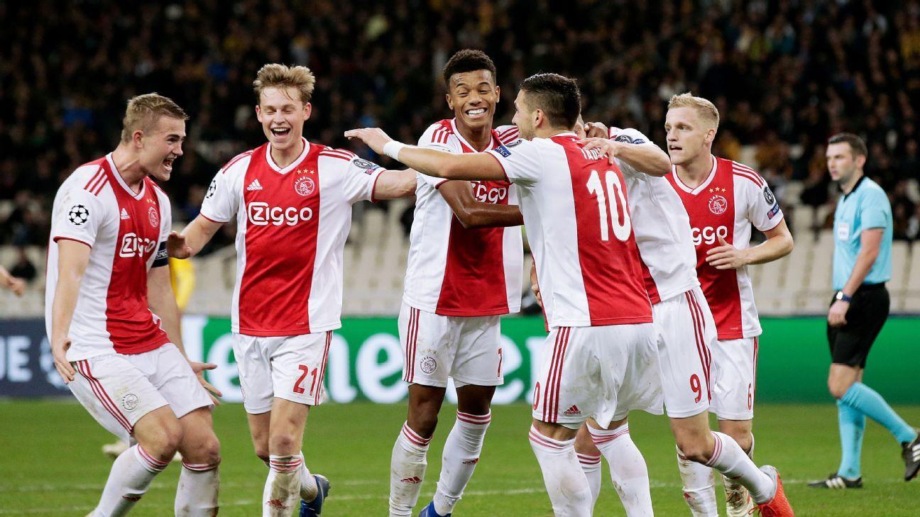 Bán 9 cầu thủ, Ajax đủ sức mua 3 Ronaldo - Bóng Đá