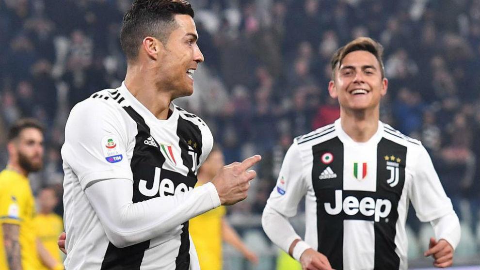Bị chê vô dụng, Dybala lấy Ronaldo ra đỡ đạn - Bóng Đá