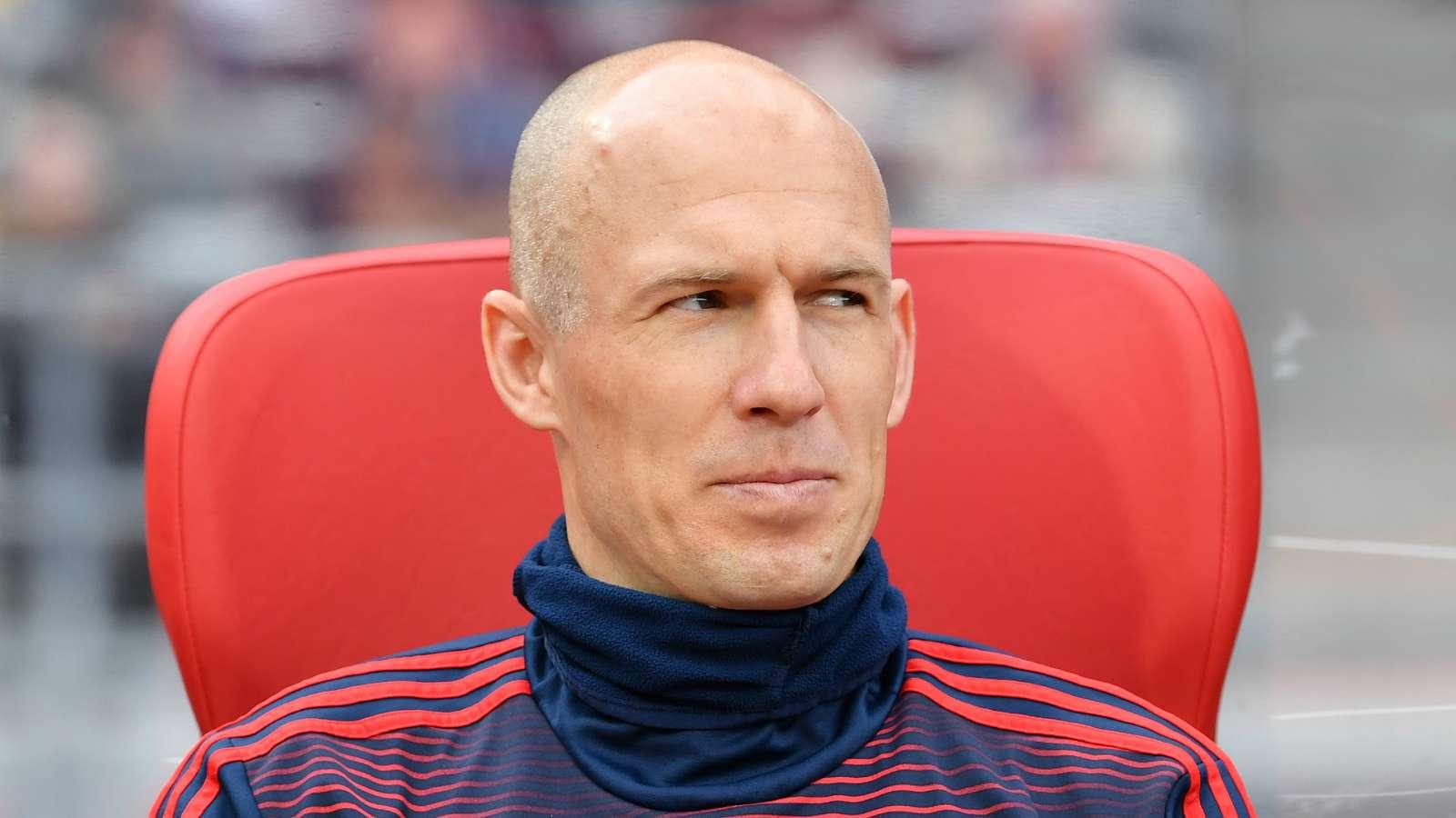 Rời Bayern, Robben cân nhắc chuyện giải nghệ - Bóng Đá