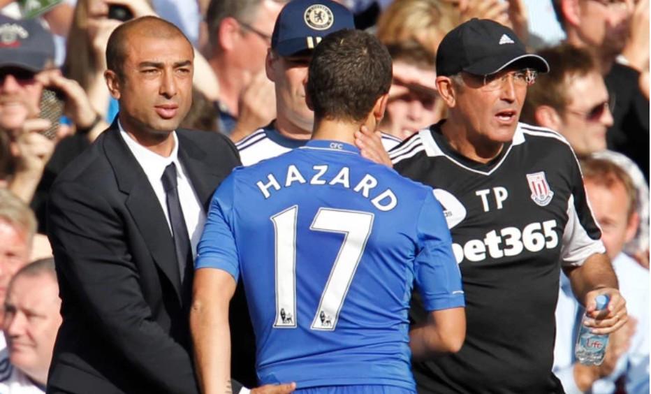 Thầy cũ không tin Hazard sẽ rời Chelsea trong mùa Hè  - Bóng Đá
