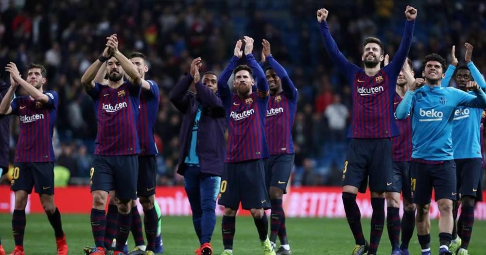 Bị Liverpool làm nhục, Barcelona quyết định hủy lễ ăn mừng - Bóng Đá