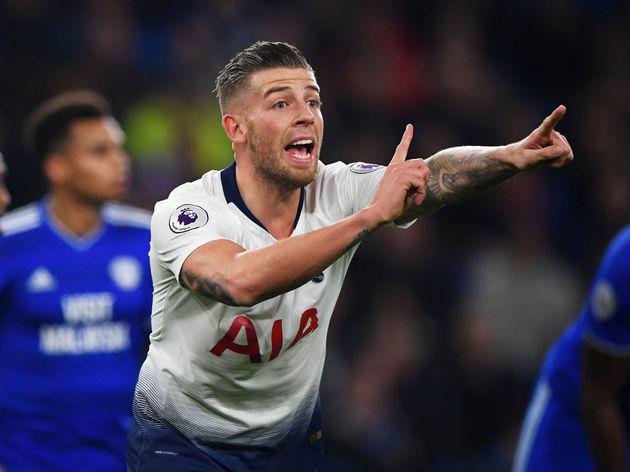 Man Utd sẵn sàng đổi người để lấy sao Tottenham - Bóng Đá