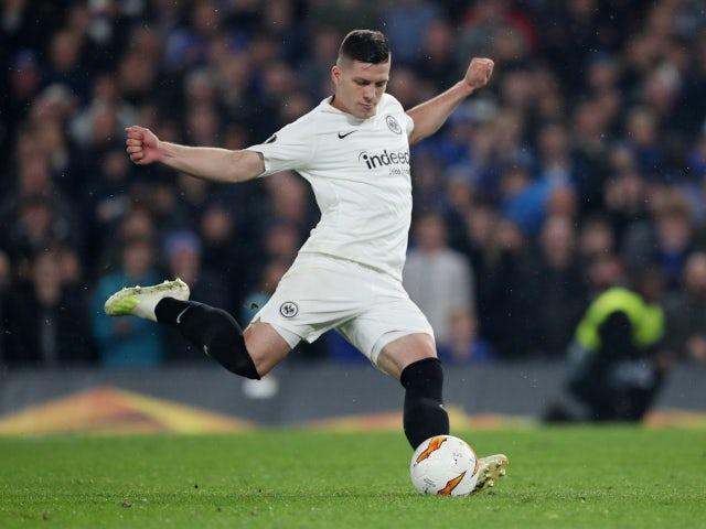 Lật kèo với Real, Jovic bật tín hiệu với Premier League - Bóng Đá
