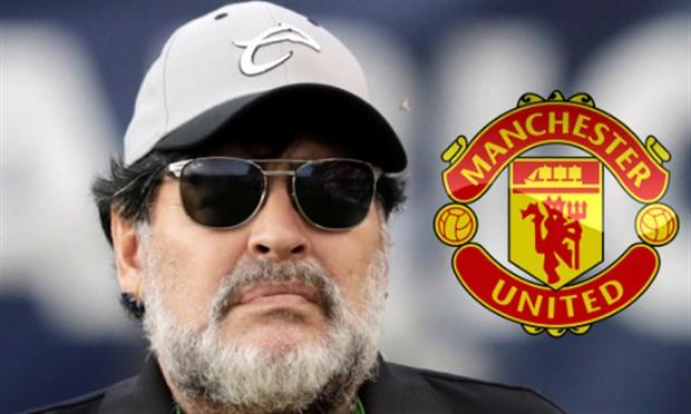 CĐV Man Utd sợ Maradona