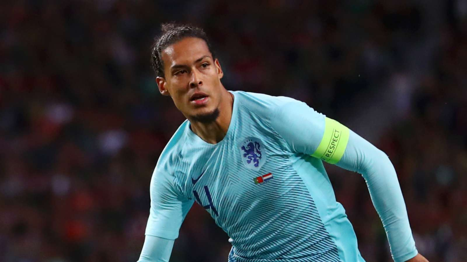 Van Dijk nói gì sau thất bại trước Ronaldo - Bóng Đá