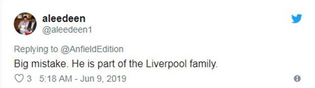 CĐV Liverpool