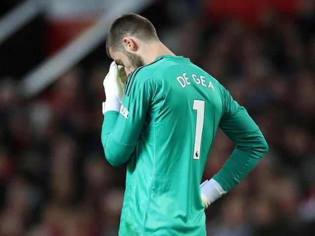 Man Utd sắp có đề nghị mới dành cho De Gea - Bóng Đá